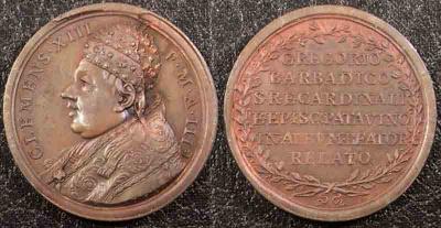 7 марта 1693 года родился Климент XIII.jpg