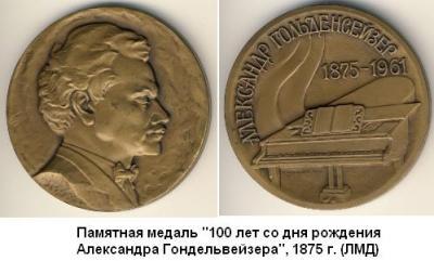 10.03.1875 (Родился Александр Борисович ГОЛЬДЕНВЕЙЗЕР).JPG