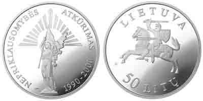 11 марта 1990 года — Верховный Совет Литовской ССР принял Акт о провозглашении независимости Литовской республики.jpg