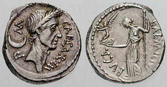 15 марта 44 года до н. э. умер — Гай Юлий Цезарь.jpg