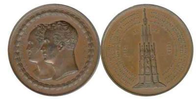 19 марта 1813 г. был заключен союзнический договор с Россией. Фридрих Вильгельм и Александр  .jpg