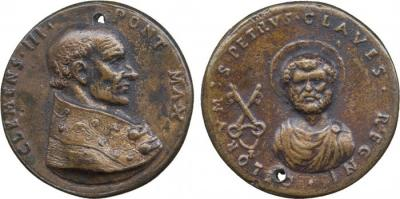 20 марта 1191 года умер Климент III (папа римский).jpg