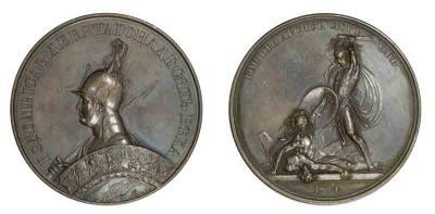 20—21 марта 1814 года Сражение при Арси-сюр-Обе.jpg