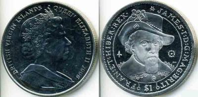 24 марта 1603 Яков I  король Англии.jpg
