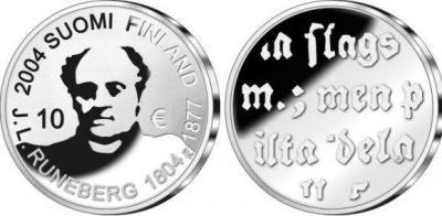 5 февраля 1804 года родился — Юхан Людвиг Рунеберг.JPG