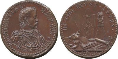 25 марта 1541 Франческо I (великий герцог Тосканы).jpg