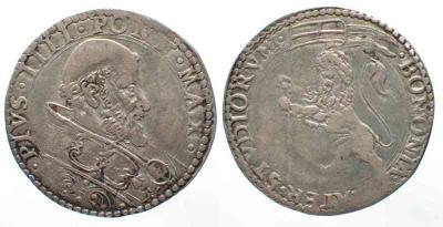 31 марта 1499 года родился — Пий IV (настоящее имя Джованни Анджело де Медичи) (ум. 1565), Папа Римский (1559—1565)..jpg