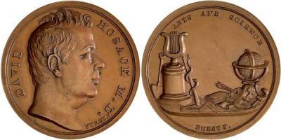 31 августа 1769 года родился David Hosack. Американский врач, биолог и педагог.jpg