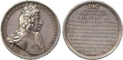 8 апреля 1655 года родился — Людвиг Вильгельм (маркграф Баден-Бадена)..jpg