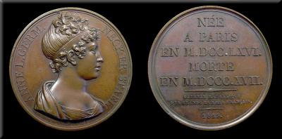 22 апреля 1766 года родилась — Анна Луиза Жермена де Сталь (ум. 1817), французская писательница.jpg