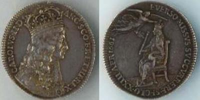 23 апреля 1661 коронация Карл II (король Англии).jpg