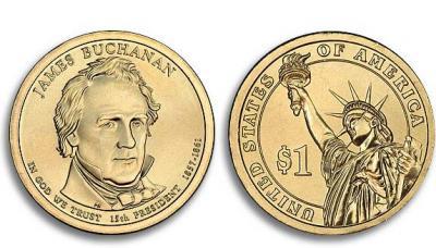 23 апреля 1791 года родился — Джеймс Бьюкенен...jpg