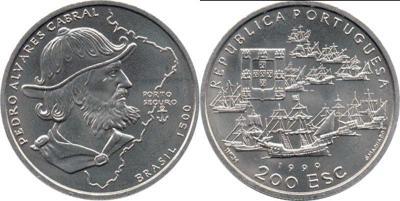 24 апреля 1500 года открытие Бразилии португальским мореплавателем  Педру  Алварешем  Кабралом..jpg