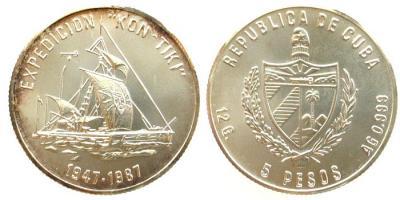 28 апреля 1947 — Тур Хейердал отправился в путешествие на плоту «Кон-Тики».jpg