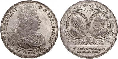 28 апреля 1676 года родился — Фредрик I, король Швеции.jpg