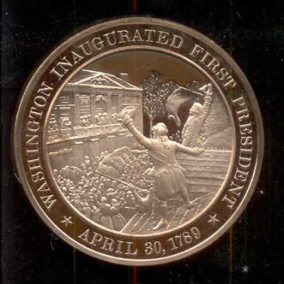 30 апреля 1789 в Нью-Йорке на Уолл Стрит прошла инаугурация первого президента США – Джорджа Вашингтона.jpg