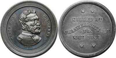 5 мая 1863 Сражение при Чанселорсвилле. Хирам Берри.jpg