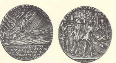 7 мая 1915 Гибель Лузитания.jpg