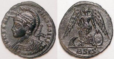 11 мая 330 года — торжественная церемония освящения Константинополя.jpg