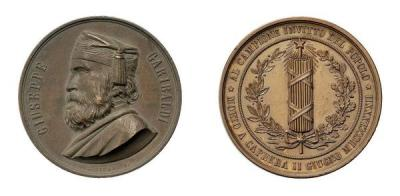 11 мая 1860 года — высадка «тысячи» Джузеппе Гарибальди на Сицилии..jpg