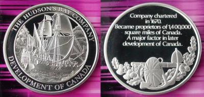 2 мая 1670 образована Компания Гудзонова залива..jpg