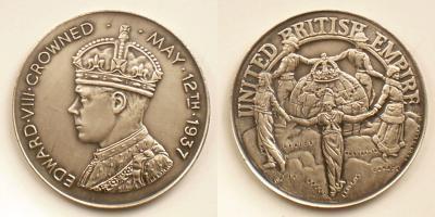 12 мая 1937 года - должен был короноваться Эдуард VIII.JPG