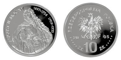 12 мая 1670 года  Август II Сильный..jpg