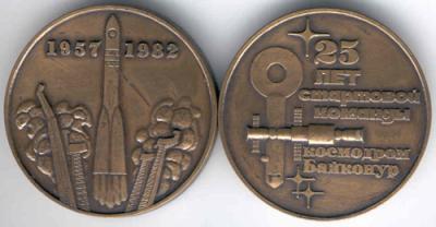 15 мая 1957 года — начало эксплуатации Байконур.jpg