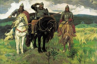Виктор Михайлович Васнецов. Три богатыря. 1898..jpg