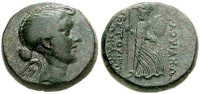 18 января 53 до н. э. года был убит Титом Аннием Мило — Клодий Публий Пульхр.jpg