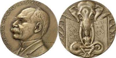 30 декабря 1865 года родился — Редьярд Киплинг, английский писатель.jpg