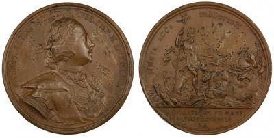 18 мая 1703 года основание Балтийского флота.jpg