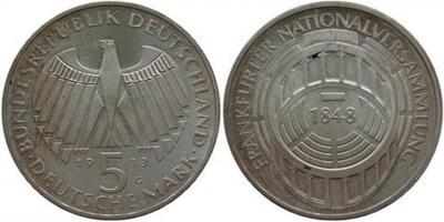 18 мая 1848 по 31 мая 1849 года Франкфуртское национальное собрание.jpg