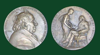 31 августа 1786 года родился — Мишель Эжен Шеврёль..jpg