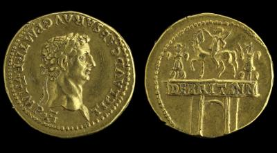 24 мая 15 года до н. э. родился — Нерон Клавдий Друз Германик.jpg