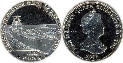 14 ноября 1941 гибель британского авианосеца HMS Ark Royal    .jpg