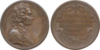 26 мая 1667 Муавр, Абрахам де.jpg