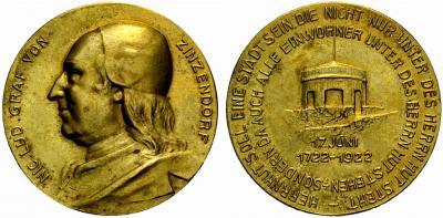 26 мая 1700 года родился — Николаус Цинцендорф.jpg
