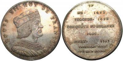 27 мая 1498 Коронация Людовик XII.jpg