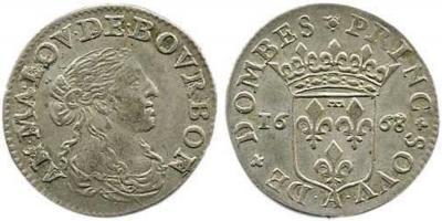 29 мая 1627  года  родилась — Анна Мария Луиза Орлеанская..jpg