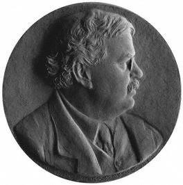 29 мая 1874 года родился — Гилберт Кийт Честертон (ум. 1936), английский писатель..jpg