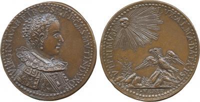 29 мая 1568  Вирджиния де Медичи Virginia de' Medici.jpg
