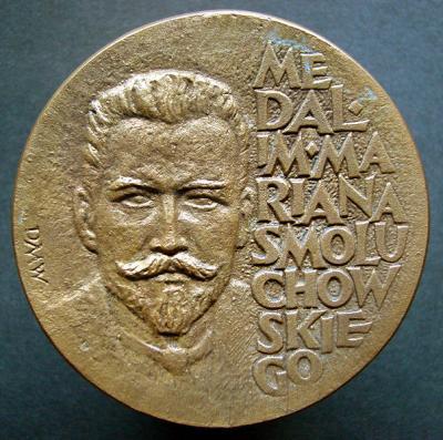 28 мая 1872 года родился — Мариан Смолуховский, польский физик-теоретик.jpg