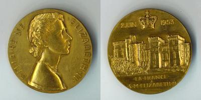 2 июня 1953 года коронация Елизавета II..jpg