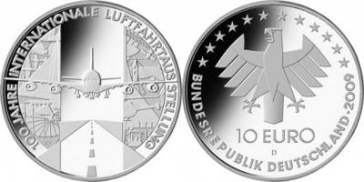 8 по 13 июня 2010 года  в Берлине проходил Международный авиакосмический салон ILA Berlin Air Show .jpg