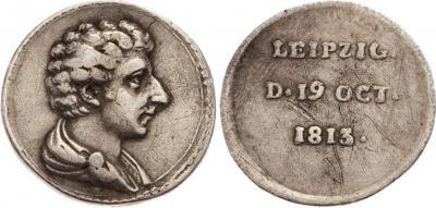 26 января 1763 года родился Жан Батист Жюль Бернадот(Битва народов 19 октября1813).jpg