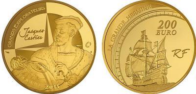 9 июня 1534 — Жак Картье открыл реку Святого Лаврентия..jpg