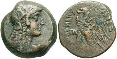 2 ноября 69 до н. э. родилась Клеопатра VII Филопатор.jpg