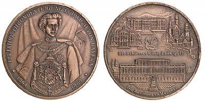 10 июня 1886 года — консилиум врачей признал короля Людвига II Баварского сумасшедшим..jpg
