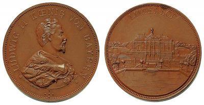 10 июня 1886 года — консилиум врачей признал короля Людвига II Баварского сумасшедшим.jpg